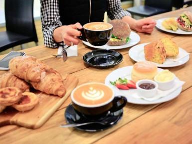 Corporate Cafe Business for Sale Parkside