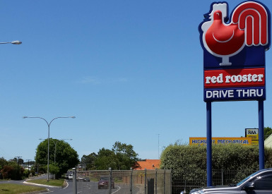 Red Rooster Restaurant Business for Sale Adelaide