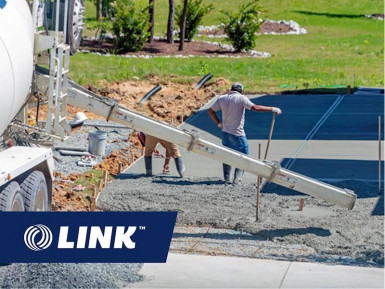 Residential Concrete Business for Sale Brisbane