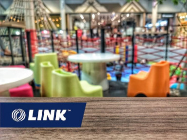 Child Indoor Playground & Cafe Business for Sale South of Brisbane