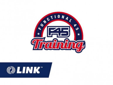 Growing F45 Studio Franchise for Sale Brisbane