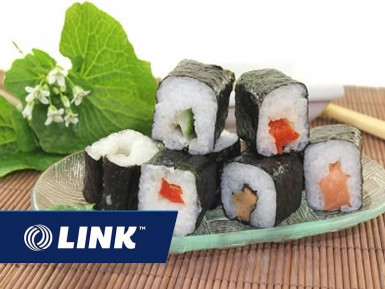 Sushi Restaurant and Takeaway Business for Sale Brisbane