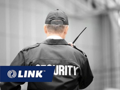Thriving Security Services Business for Sale Brisbane