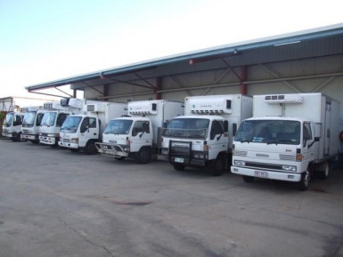 Refrigerated Transport, Storage and Distribution Business for Sale Cairns QLD