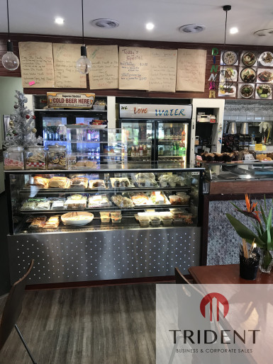 Fully Licensed Industrial Cafe Business for Sale Chelsea Melbourne