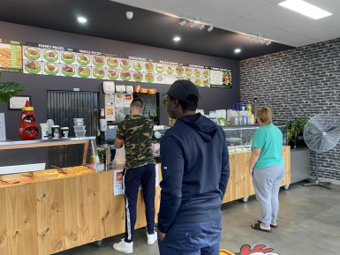 Chicken Shop and Salad Bar Business for Sale Melbourne Western Suburbs