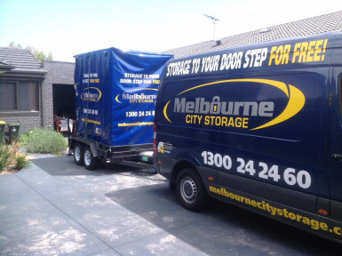 Mobile Self Storage Business for Sale Melbourne