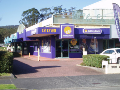 Battery World Business for Sale Central Coast NSW