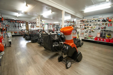Mower and Chainsaw Centre Business for Sale Armidale NSW