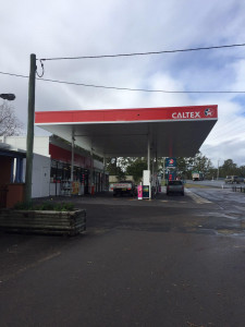 Caltex Service Station Business for Sale New Castle Region