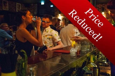 CBD Bar Business for Sale Perth