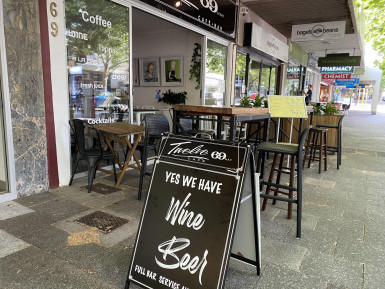 Cafe and Bar Business for Sale Perth