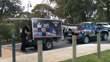 Coffee Van Business for Sale Perth