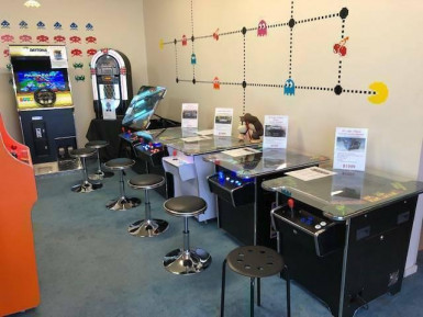 Arcade Machine Business for Sale Perth