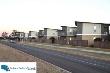 Mining Motel Business for Sale Blackwater QLD