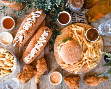 Brodies Chicken and Burgers Business for Sale Redland Queensland