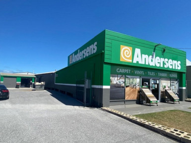 Andersens Flooring Franchise Business for Sale Gladstone QLD