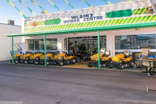 Mowing Sales and Service Business for Sale Maryborough QLD