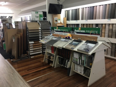 Andersens Flooring Franchise Business for Sale Beaudesert QLD