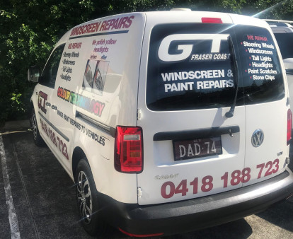 Windscreen Paint and Repair Business for Sale Hervey Bay QLD
