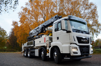 Concrete Pump Truck Business for Sale Maroochydore QLD