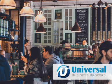 Licensed Cafe and Bar Business for Sale Sydney