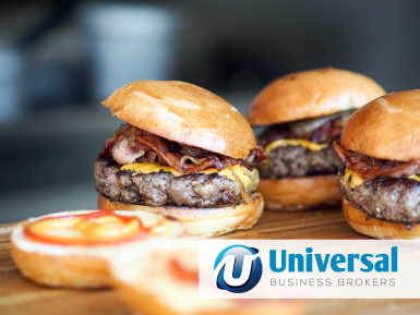 Fully Licensed Gourmet Hamburger Restaurant Business for Sale Cronulla Sydney