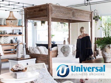 Homeware and Giftware Boutique Business for Sale Gymea Sydney