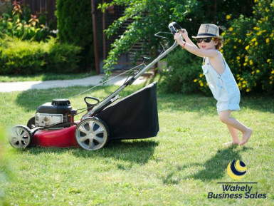 Mowers & Chainsaws Business for Sale South Western Sydney