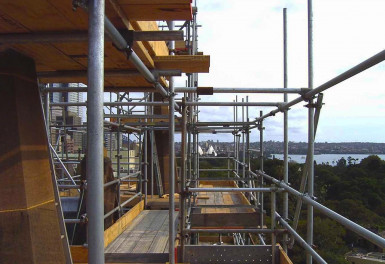 Scaffolding Services Business for Sale Sydney