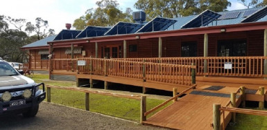 Eco Resort on 130 Acres Business for Sale Rocklands VIC