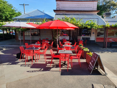 Iconic Cafe for Sale Buninyong VIC
