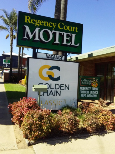 12 Room Leasehold Motel for Sale Cobram VIC
