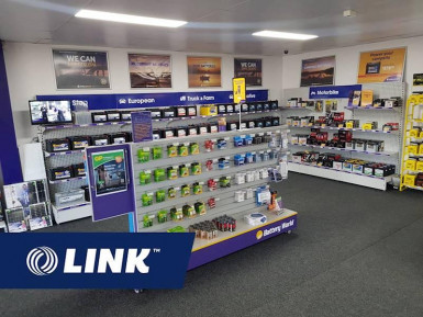 Battery Retail Business for Sale Victoria