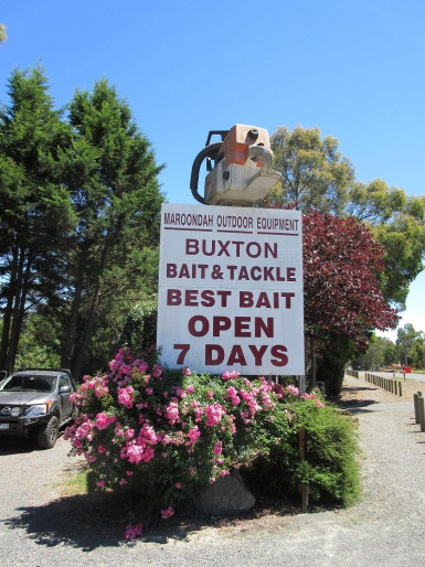 Outdoor Equipment and Fishing Retail Business for Sale Buxton VIC