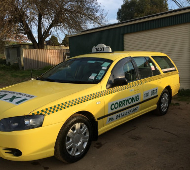 Taxi Business for Sale Corryong VIC
