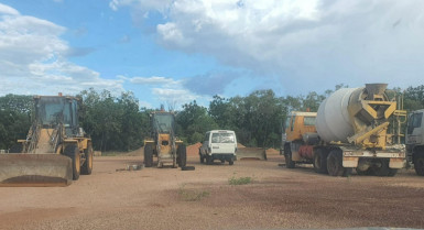 Concrete Batching & Supply Business for Sale Fitzroy Crossing WA