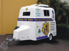 Mobile Pet Salon  Business  for Sale