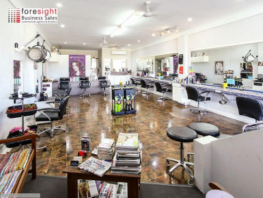 Hair Salon Business for Sale Hervey Bay Queensland