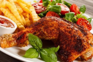 Chickens Burgers and Salads  Business  for Sale