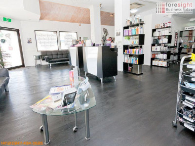 Hair and Beauty Salon Business for Sale Hervey Bay Queensland