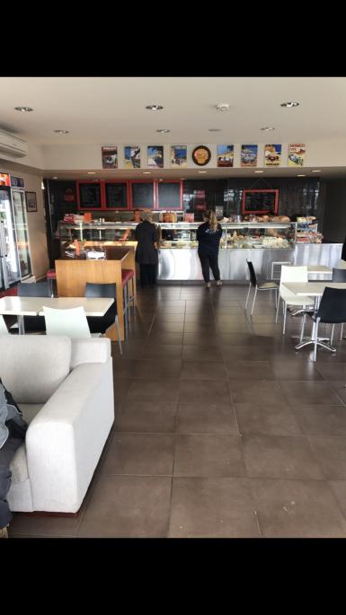 Industrial Cafe  Business  for Sale