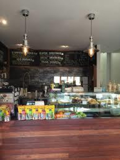 Cafe and Juice Bar  Business  for Sale
