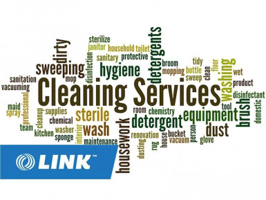 Commercial Cleaning Franchise  Business  for Sale
