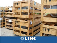 Industrial Manufacturing Timber  Business  for Sale