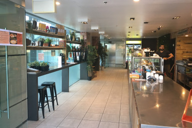 Lobby Style Cafe  Business  for Sale