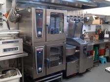 Commercial Kitchen and Cafe  Business  for Sale