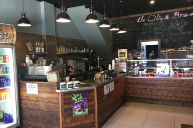 Modern Cafe  Business  for Sale