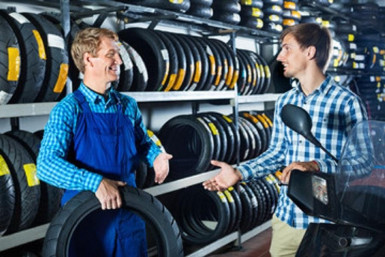 Tyre and Wheels  Business  for Sale