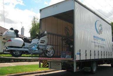 Motor Cycle Transport  Business  for Sale